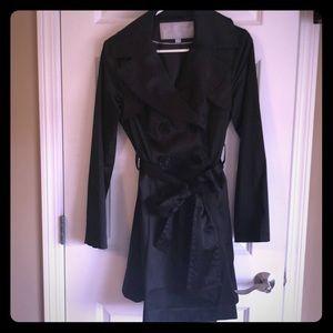Jessica Simpson Rain trench coat
